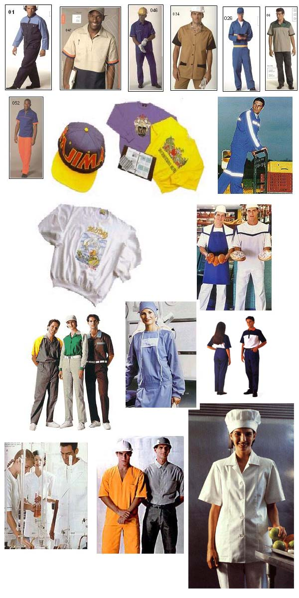 Catalogo BHZ Uniformes